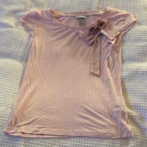Pink t shirt